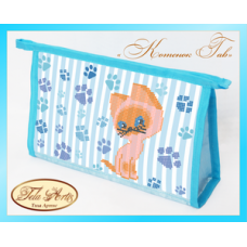 Bead Art Kit - Bag - Cat