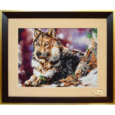 Bead Art Kit - Wolf
