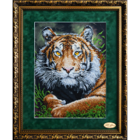 Bead Art Kit - Tiger (Owner of the Jungle)