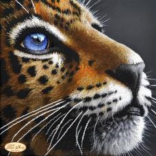 Bead Art Kit - Leopard (Devotion)