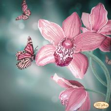 Bead Art Kit - Flowers & Butterflies (Miss Elegance)