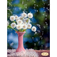Bead Art Kit - Dandelions