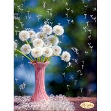 Bead Art Kit - Dandelions