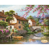 Bead Art Kit - Spring Florence