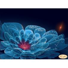 Bead Art Kit - Neon Flower