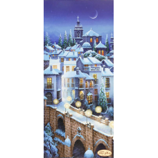 Bead Art Kit - Snow City