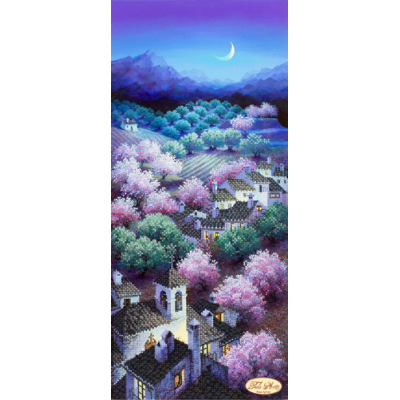 Bead Art Kit - At the foot of the Mountains