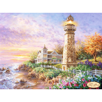 Bead Art Kit - Old Lighthouse