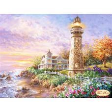 Bead Art Kit - Old Lighthouse