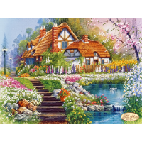 Bead Art Kit - Spring Idyll