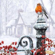 Bead Art Kit - Winter Guest-1