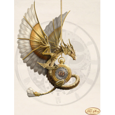Bead Art Kit - Dragon