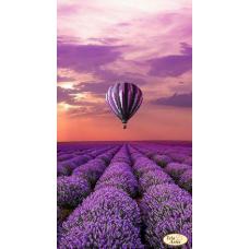 Bead Art Kit - Flying Over Lavender