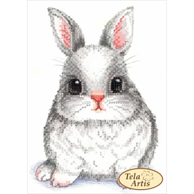 Bead Art Kit - Bunny