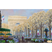 Bead Art Kit - Paris Autumn