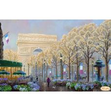 Bead Art Kit - Paris Autumn