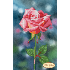 Bead Art Kit - Small Rose
