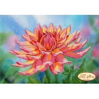 Bead Art Kit - Small Dahlia
