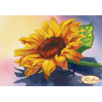 Bead Art Kit - Small Sunflower