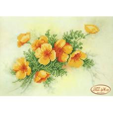 Bead Art Kit - Marigolds