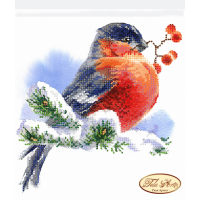 Bead Art Kit - Bullfinch