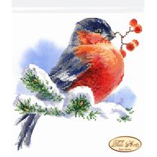 Bead Art Kit - Bullfinch