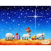 Bead Art Kit - The Gifts