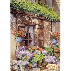 Bead Art Kit - Blossoming Street-1