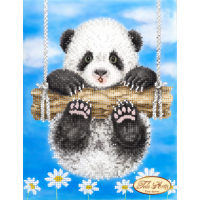Bead Art Kit - Chamomile Panda