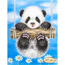 Bead Art Kit - Chamomile Panda