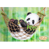 Bead Art Kit - Panda in a Hammock