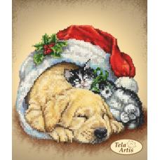 Bead Art Kit - Christmas Night's Dream