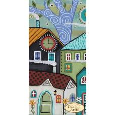 Bead Art Kit - Fairy Tale City - 1