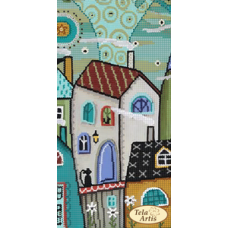 Bead Art Kit - Fairy Tale City - 2