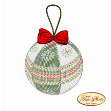 Bead Art Bauble Kit - Forest Tale