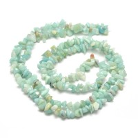 Semi Precious Chip Bead Strings