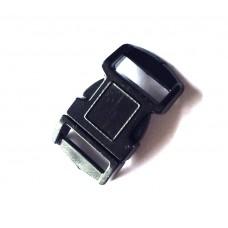 10mm Paracord Clip – Black