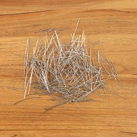 50mm Headpins - Pack of 250 - Silver Tone