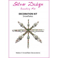 Snowflake Decoration Kit
