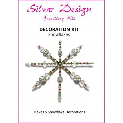 Snowflake Decoration Kit