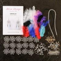 Dream Catcher Earring Kit