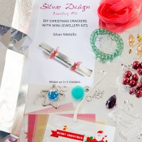 DIY Christmas Cracker Jewellery Kits - Makes 6