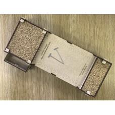 Macrame Bracelet Unit With T-Pins