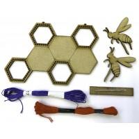 Spira-Thread - Honey Comb