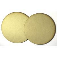 MDF - Large Circle (2 Pack)