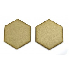 MDF - Medium Hexagon