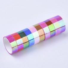 Metallic Foil Self Adhesive Tape