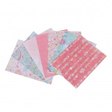 Floral Printed Paper Pack - Bright's