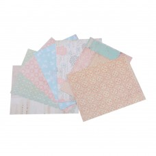 Floral Printed Paper Pack