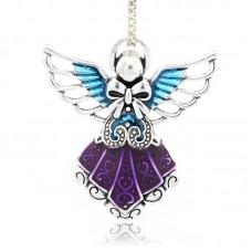 Archangel Pendant- Indigo